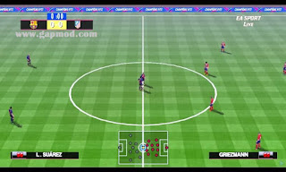 TEXTURES + SAVEDATA JOGRESS V4.1 Mod FIFA 19 by RVP