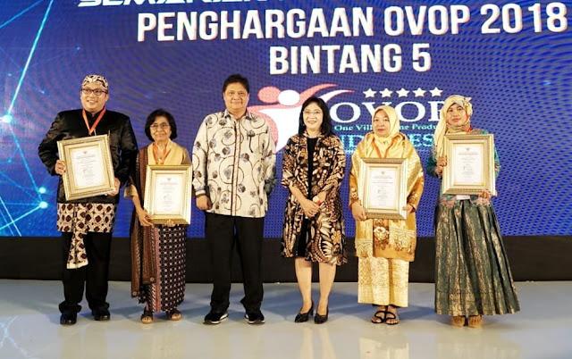 semarak festival ikm 2018 mengenal making indonesia 4.0 stratup