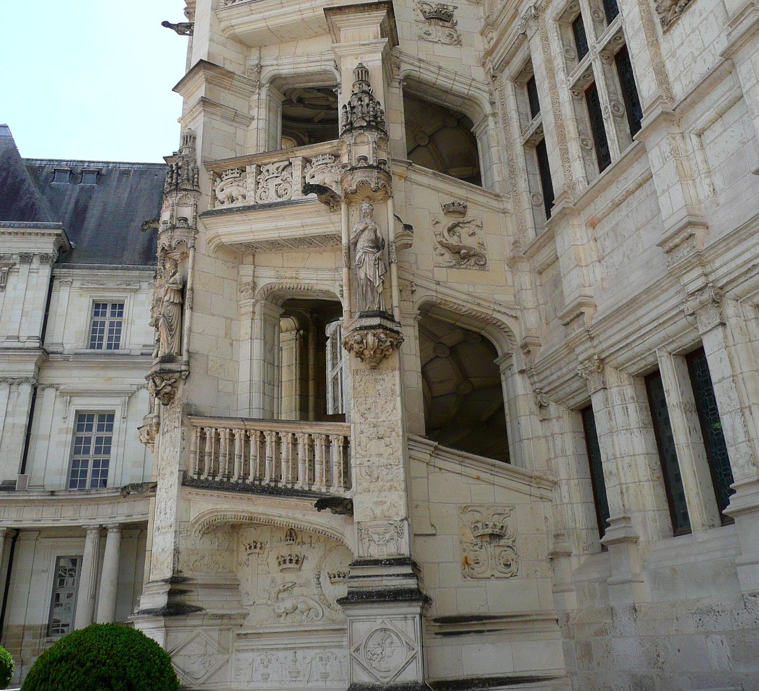 the chateau de blois 3