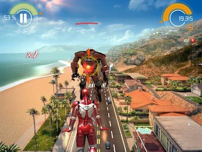 Screenshot Game Ironman