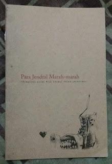 Puisi Wiji Thukul    PARA JENDRAL MARAH-MARAH