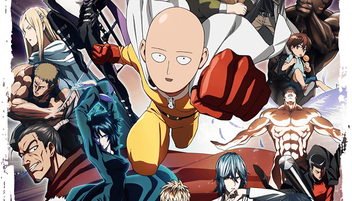 One Punch Man 2nd Season Original Soundtrack