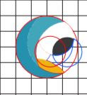 Free File : Cara Membuat logo Keren Cyrcle bird Illustrator Dan Corel
