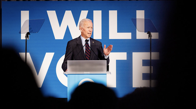 You have to kill the bear': Dems attack as Biden stumbles--After a week of fumbles, it's open season on the former Vice President