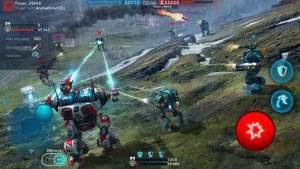 Download Game Robot Warfare APK MOD | Unlimited Ammo 0.2.2310.1