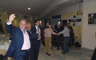 Νοσταλγοί της χούντας γιόρτασαν την επέτειο της 21ης Απριλίου στη Λάρισα