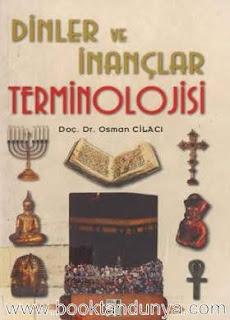 Osman Cilacı - Dinler ve İnançlar Terminolojisi