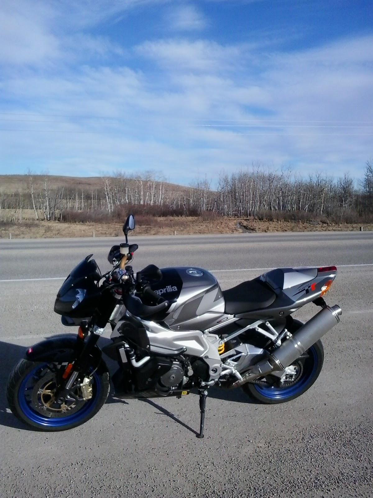 Aprilia Tuono 1000R First Ride