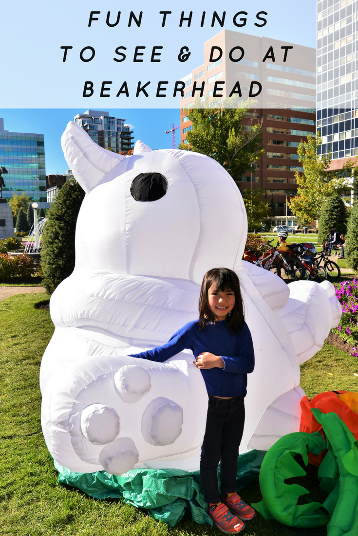 Fun Things to See and Do at Beakerhead  Play Outside Guide