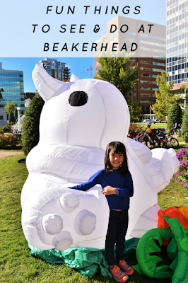 Fun things to do at Beakerhead, Calgary