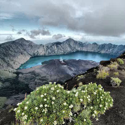 Might To See On Mount Rinjani