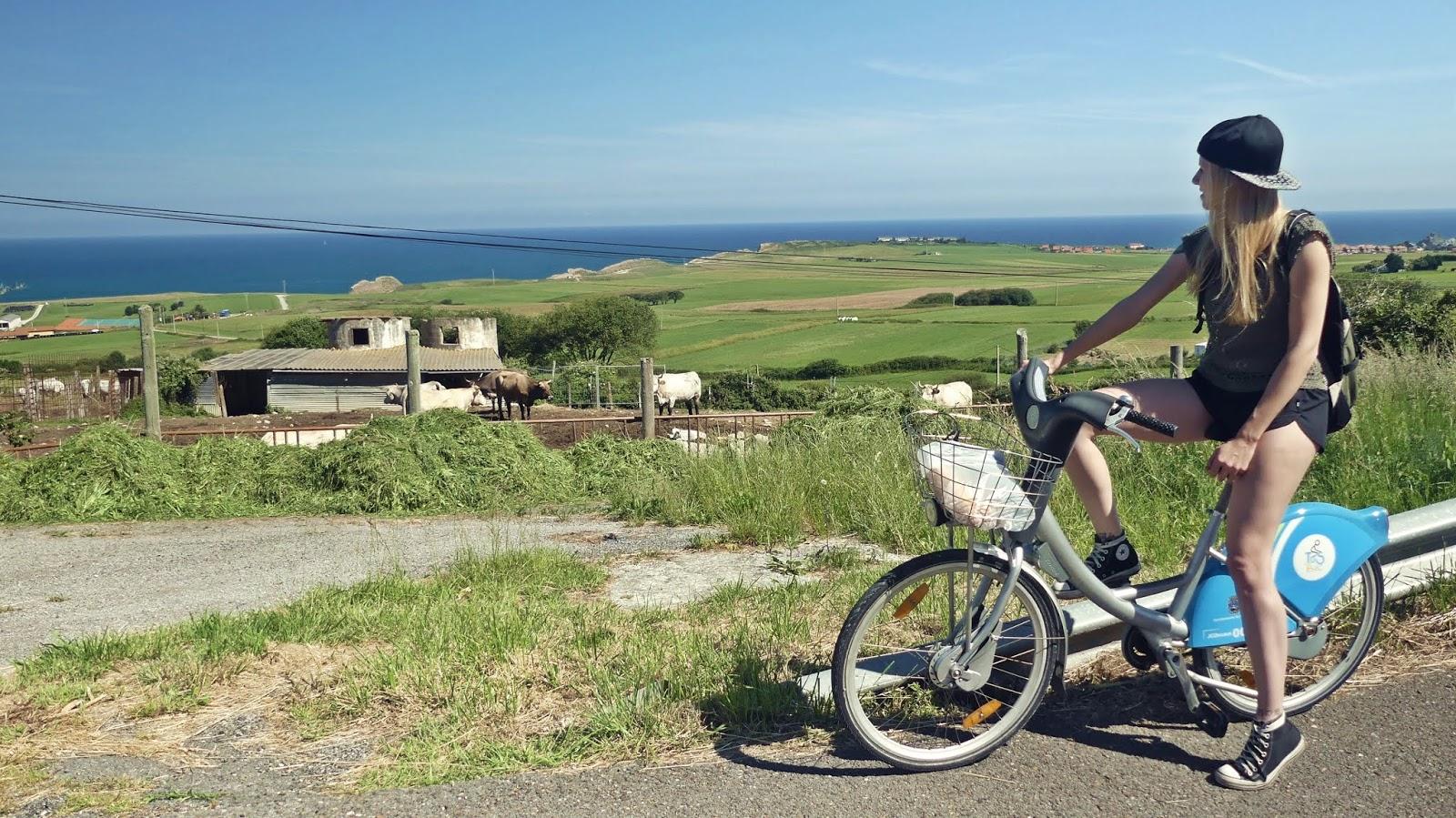 Santander trasy rowerowe Tus Bic