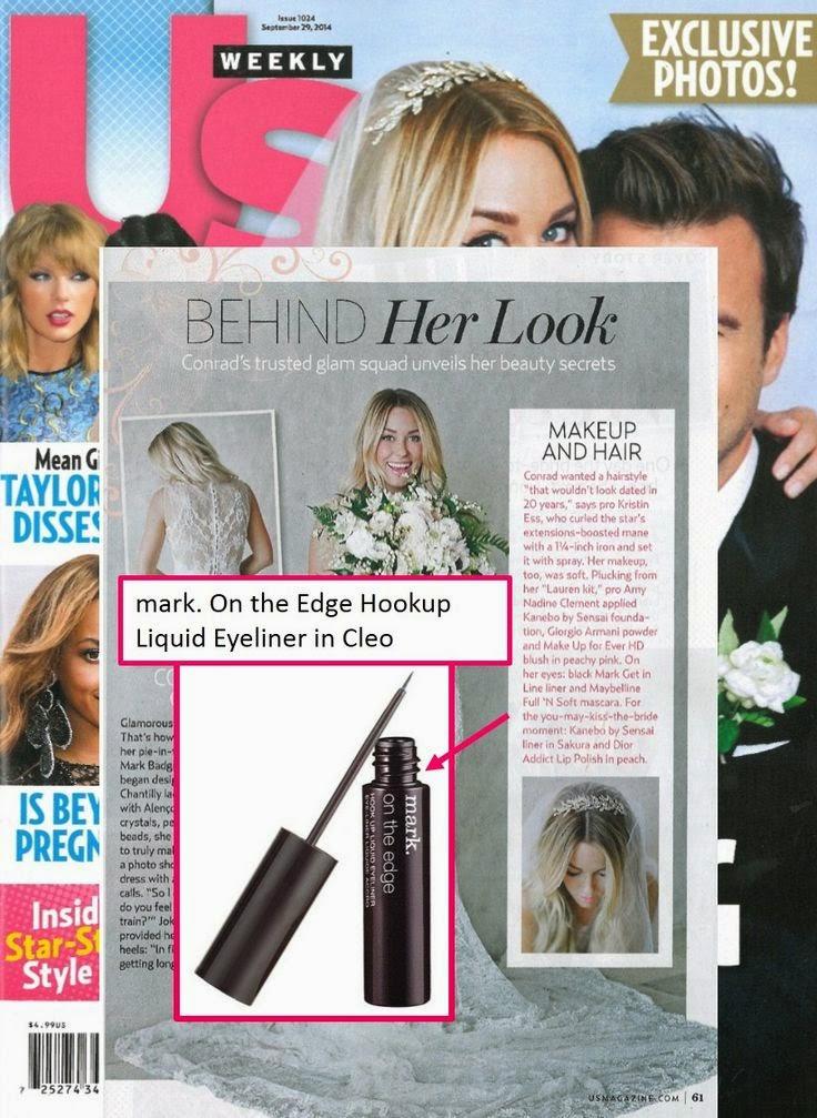 Avon mark Get in Line Hook Up Liquid Waterproof Eyeliner