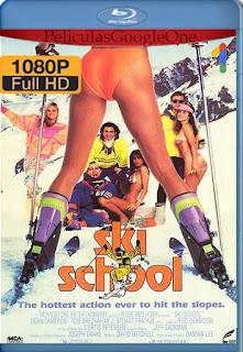 Escuela de Ski (Ski School) (1990) [1080p BRrip] [Latino] [LaPipiotaHD]