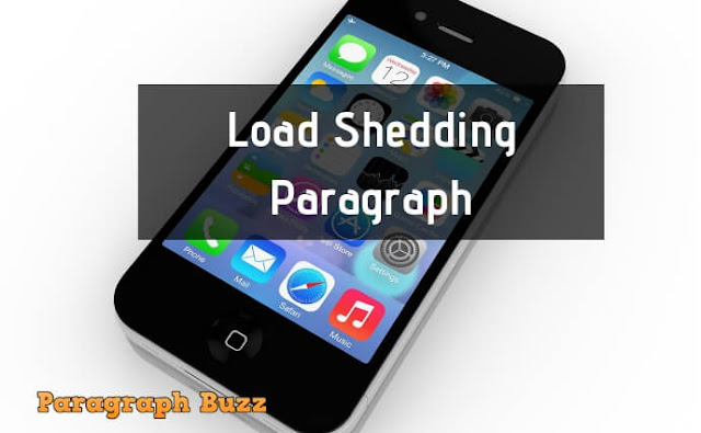 A Paragraph of Mobile Phone