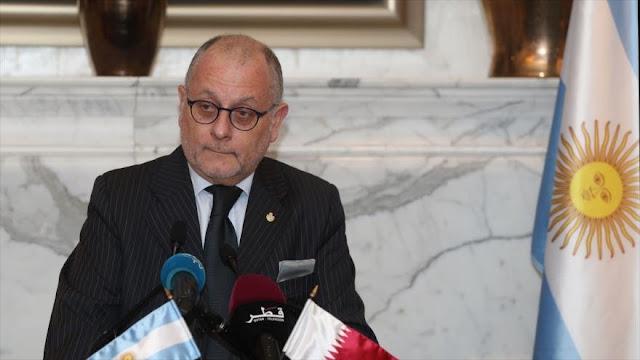 Argentina no cortará relaciones diplomáticas con Venezuela