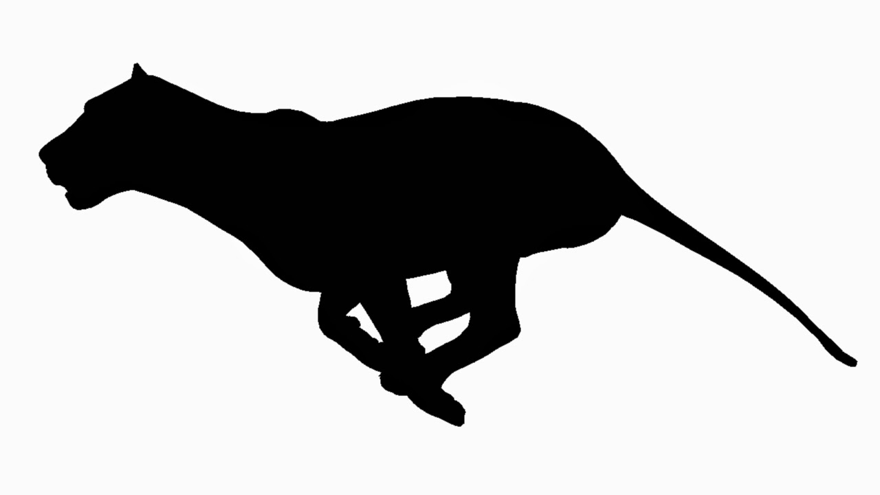 The gallery for --> Greyhound Running Outline
