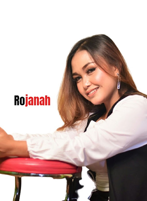 Rojanah, penyanyi lagu Algoritma Cinta karya AM. Kuncoro. (Dok. Istimewa)