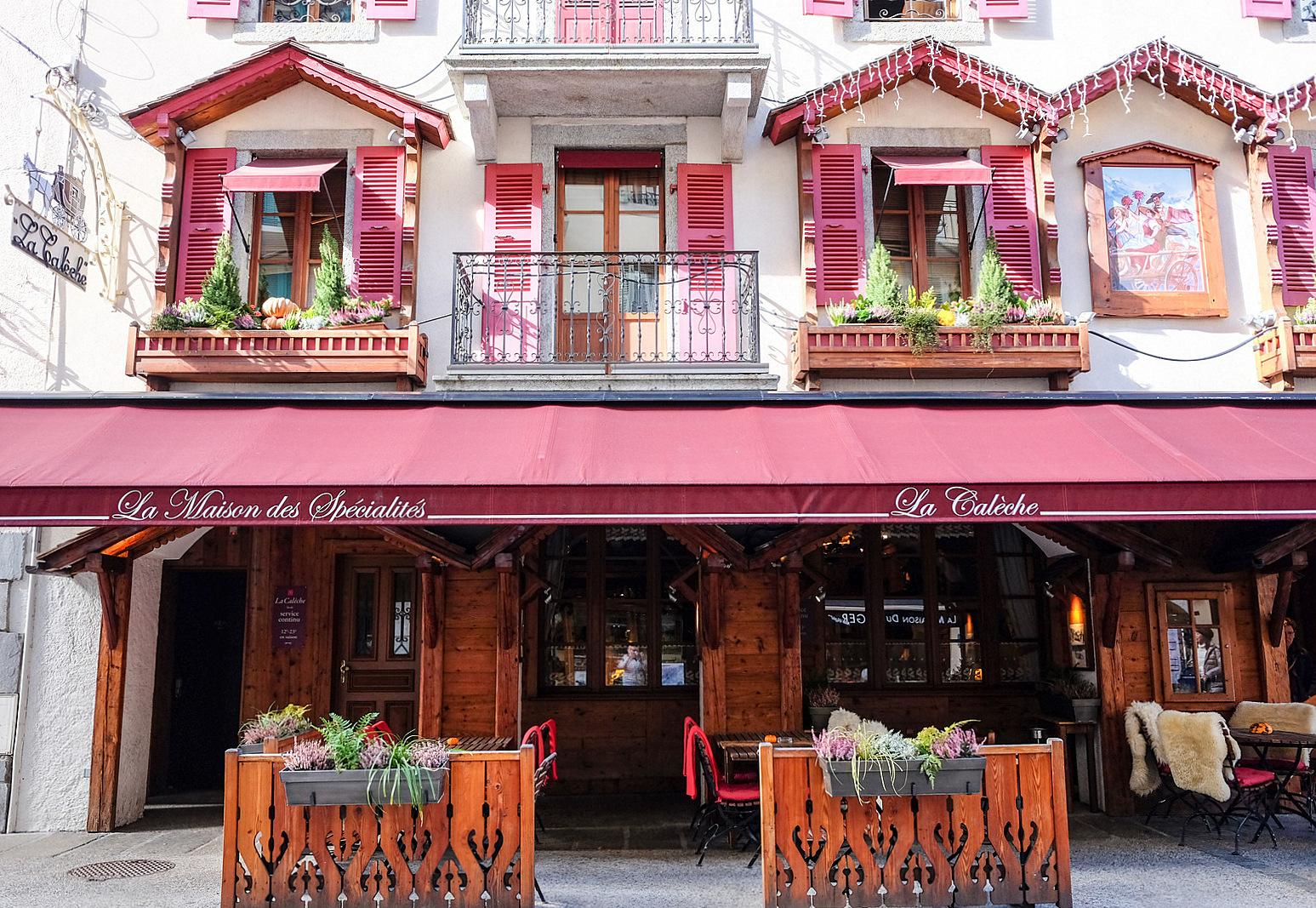 La Caleche @ Chamonix, France