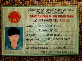 Share PSD CMND Chuẩn