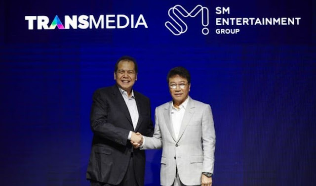 SM Entertainment dan Transmedia Umumkan Kerjasama!