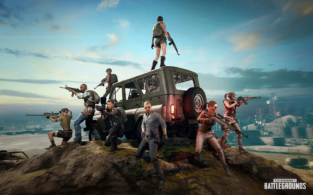 PUBG Update 12.2 Out Now on PC & Console