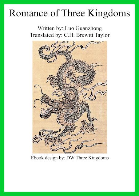 Romance of the Three Kingdoms E-Book