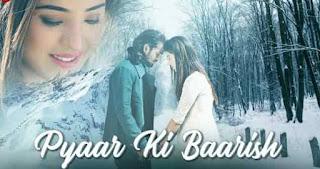 Pyaar Ki Baarish Lyrics   Sachin Kankerwal