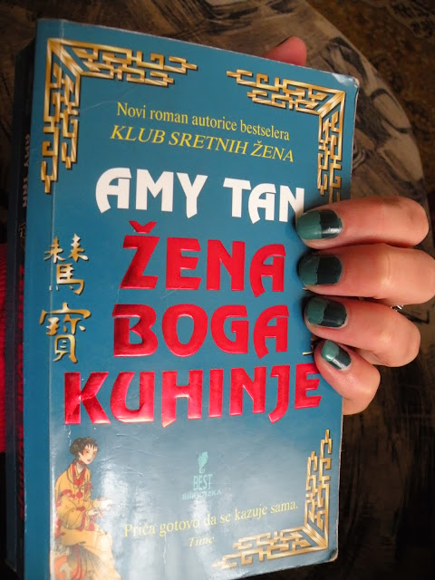#bookmagiclove #bookblogger #bookreview #ženabogakuhinje #thekitchensgodwife