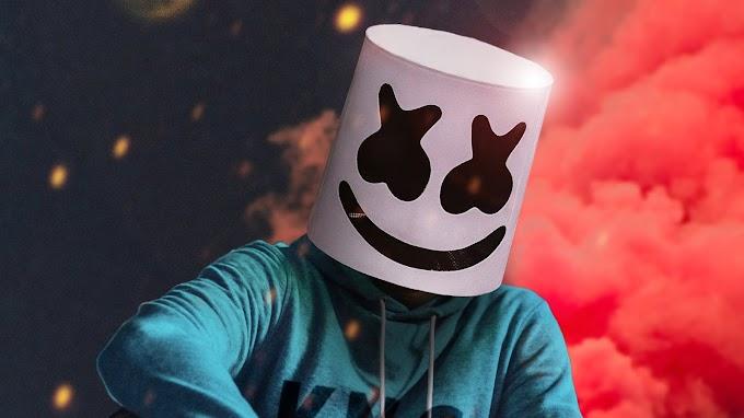 DJ Marshmello para Plano de Fundo