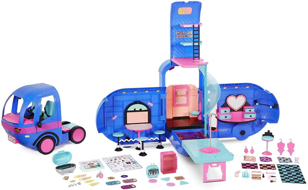 L.O.L. Surprise! O.M.G. 4-in-1 Glamper Fashion Camper 2020