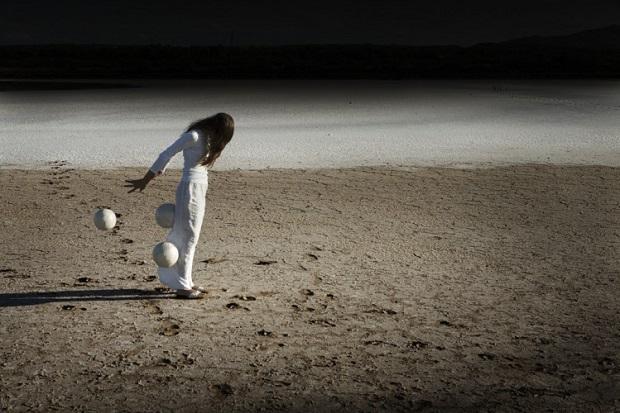 Corinne Mercadier foto arte, imagenes de soledad femenina bonitas, surrealista