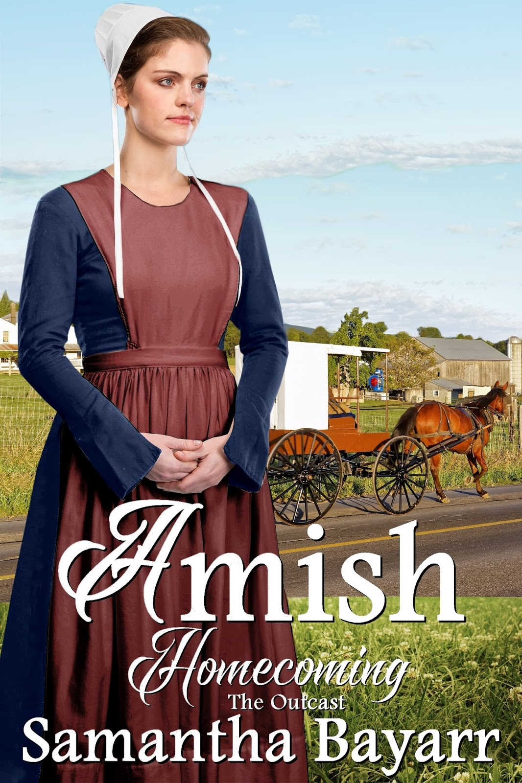 Christian Book Deals : Amish Outcast