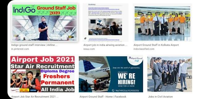NEW JOB OPEN IN indeed / shine.com / fresher world.com ( 15.06.21 )  AIRPORT JOB  FRESHER ( 3 STEPS AVIATION )