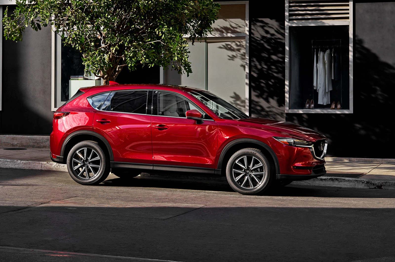 Mazda Cx 5 2017 Interior >> Automotive Assembly Line 2017 Mazda Cx 5 Interior Review