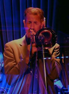 Trombonist-bandleader John Fedchock