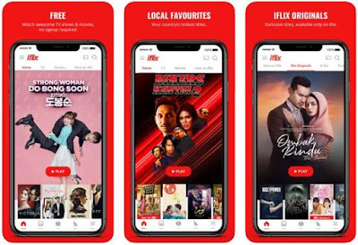 Aplikasi Nonton Film di iPhone - 8