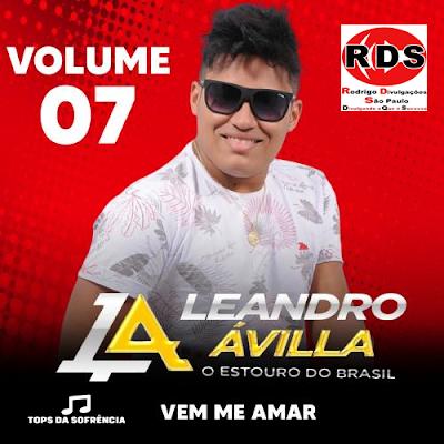 Leandro Ávilla 2022 - CD Recordações - O Estouro do Brasil