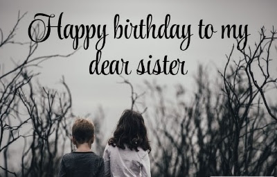 happy birthday images for sister hd