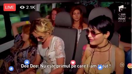 Insula iubirii sezonul 3 ep 2 din 9 Mai 2017