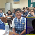 """Indonesian students gamely sang """"Buwan Challenge"""""""