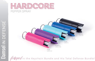 Women's Pepper Spray