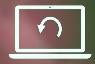 girare orientamento schermo