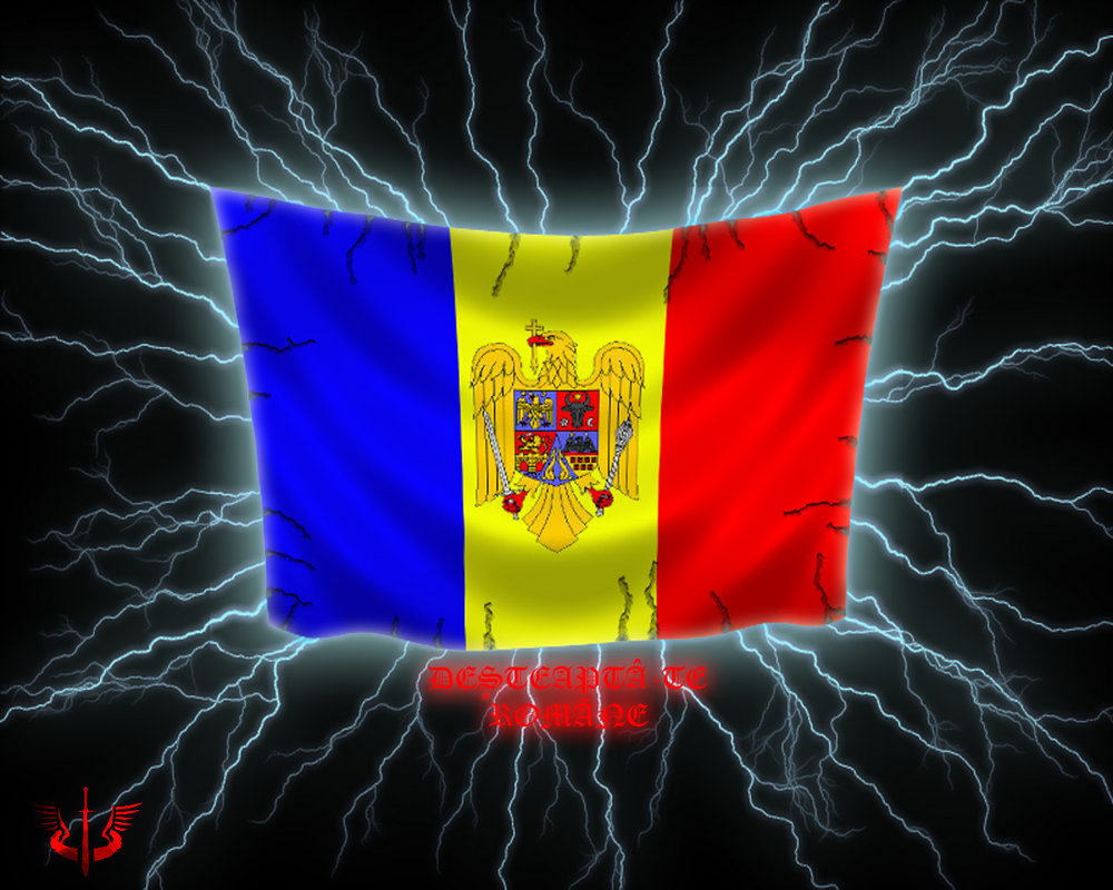 Windows Vista Wallpaper Hd Graafix Wallpapers Flag Of Romania
