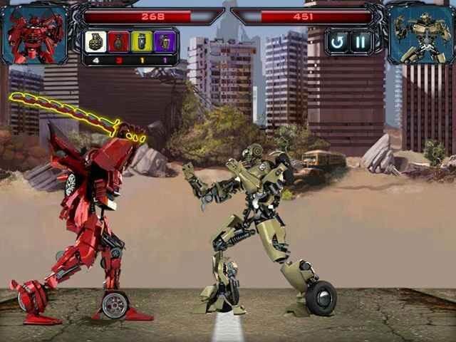 لعبة Robo Racing
