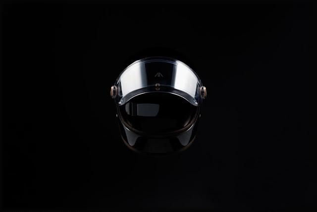 Casco Arc Zenith, con Wifi activo se usa como llave de la motocicleta