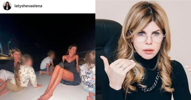 Мэр Липецка выкладывала фото с работы, пока сестра не раскрыла их отпуск на роскошной яхте в Дубае