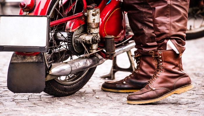 Agar Sepeda Motor Tidak Dicuri