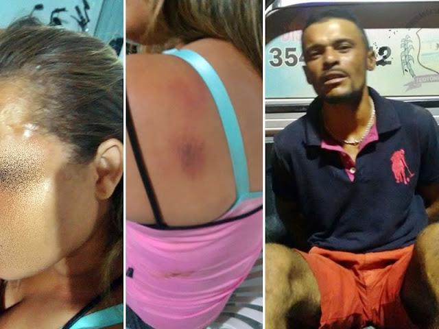 Acusado de agredir esposa é detido pela Guarda Municipal em Teotônio Vilela (AL)