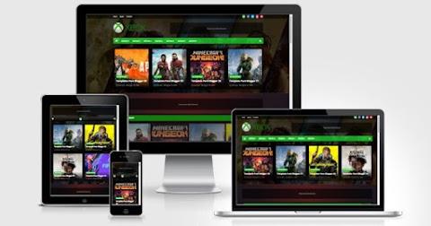 Blogger Templates Xbox